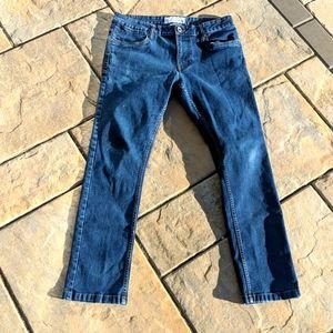 Paper denim & cloth blue jeans skinny leg 32/30
